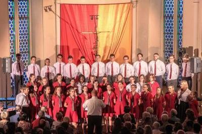 Chorale Anguélos à Saint Martin en Vercors