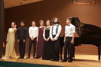 Concert De Cloture Academie à Monpazier