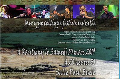 Concert de fin de saison à Rantigny