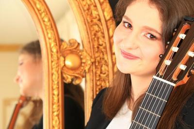 Concert De Guitare Classique Par Cassie Martin à Orléans
