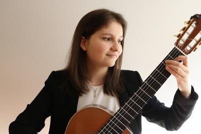 Concert De Guitare Par Cassie Martin à Orléans