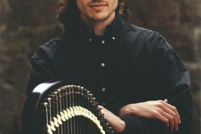 Concert De Harpe Celtique Avec Tristan Le Govic à Baud