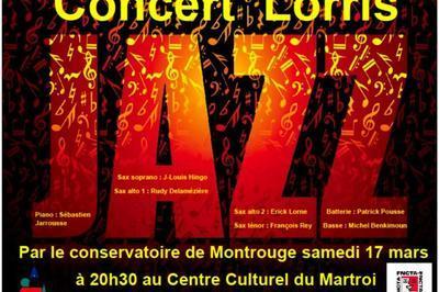 Concert de jazz à Lorris