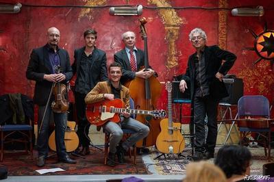 Concert De Jazz Manouche Swingadjos à Gouville