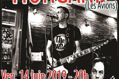 Concert de Jean-Pierre Morgand(groupe Les Avions) à Saint Jean de Vedas