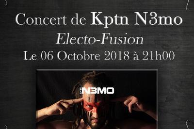 Concert de Kptn N3mo à Arandon