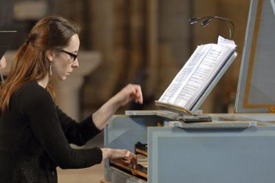Concert de l'Ensemble Il Convito à Saintes