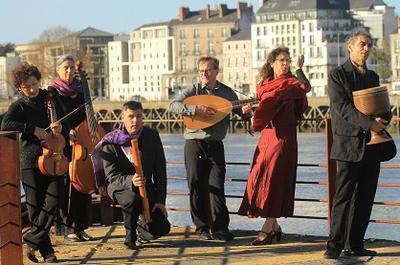 Concert de l'ensemble Influences à Nantes