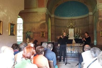 Concert De L'ensemble Meli Melo, à Kerlevenan à Sarzeau