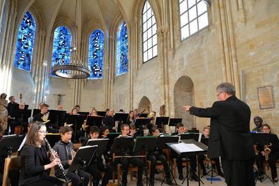 Concert De L'harmonie Du Conservatoire Municipal De Senlis