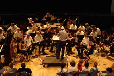 Concert De L'Orchestre D'Harmonie à Combs la Ville