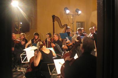 Concert De L'orchestre Des Alpes Du Sud, Opus à Montmaur