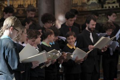Concert De La Maîtrise De Caen