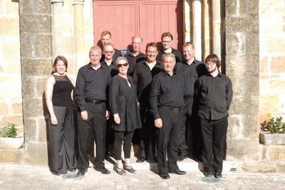 Concert de la musique baroque à Terrasson Lavilledieu