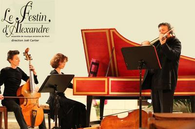 Concert De La Reine Par L'orchestre Le Festin D'alexandre à Coulonges sur l'Autize