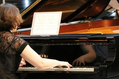 Concert De Maroussia Gentet, Lauréat Du Concours International De Piano D'orléans 2018 à Orléans