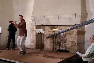 Concert De Musique à Vicq sur Breuilh