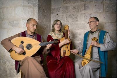 Concert De Musique Médiévale. à Bourg en Bresse