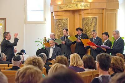 Concert De Musique Traditionnelle Juive à Issy les Moulineaux