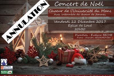 Concert de Noël à Loue