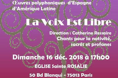 Concert de Noël à Paris 13ème
