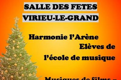 Concert de Noël à Virieu le Grand