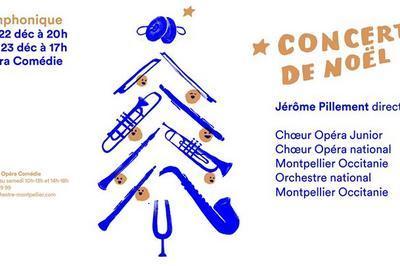 Concert de Noël à Montpellier