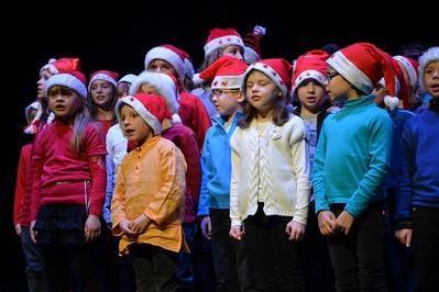 Concert de Noël Conservatoire de Musique et de Danse du Tarn à Labruguiere