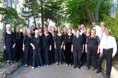 Concert de Noël du Chœur Européen de Provence à Vaison la Romaine