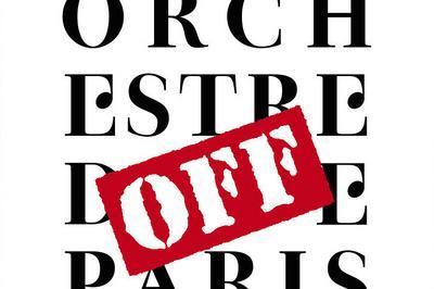 Concert De Noël Du Off De L'orchestre De Paris à Paris 19ème