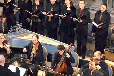 Concert de Noel - Oratorio de JS Bach à Amilly