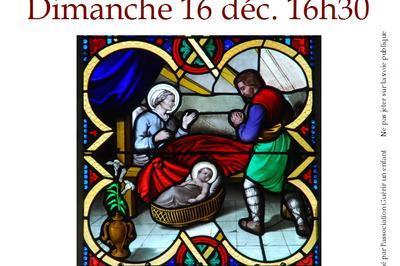 Concert de Noël pour Guérir un enfant à Wissous