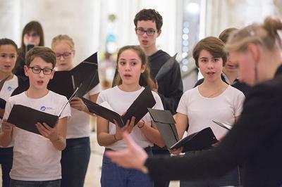 Concert De Noel, Stradivaria à Nantes