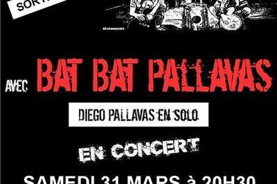 Concert De Sortie D'album Le Gars D'en Face + Bat Bat Pallavas à Nilvange