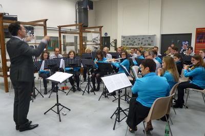 Concert De Transmusical à Vienne