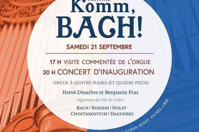 Concert Découverte à 8 Mains Et Pieds ! à Paris 8ème