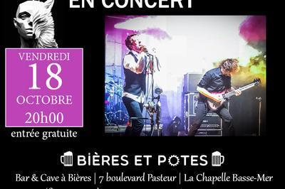 Concert des Hümanimal à La Chapelle Basse Mer
