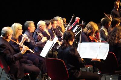Concert Des Orchestres à Combs la Ville