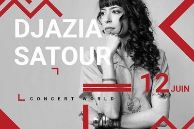 Concert DJAZIA SATOUR à Salon de Provence