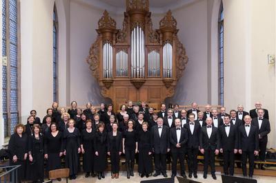 Concert du Chœur de Saint-Guillaume à Strasbourg