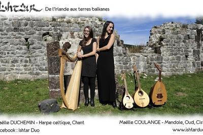 Concert Du Duo Ishtar à Meyras