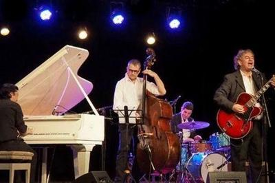 Concert Du Manuel Fraiman Quartet (jazz Vocal Standard)  Aux Crayères Des Montquartiers à Issy les Moulineaux