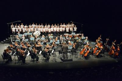 Concert du nouvel an à Creil