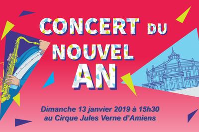Concert du Nouvel An d'Amiens