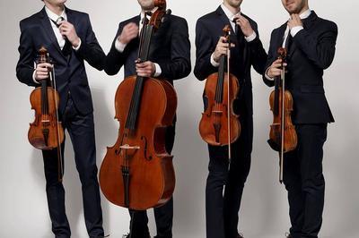 Quatuor Yako / 19e Rencontres Musicales - musique et patrimoine en Scène et Marne à Fontaine le Port