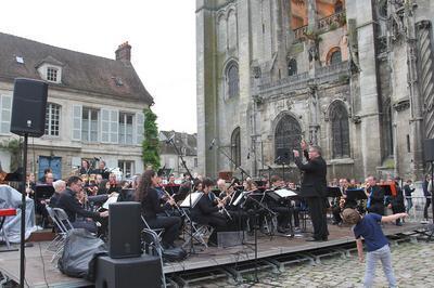 Concert Du Senlis Big Band Du Conservatoire Municipal