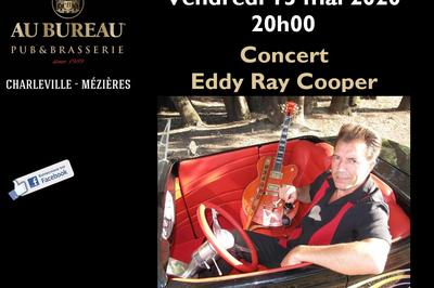 Concert Eddy Ray Cooper ! à Charleville Mezieres