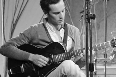 Concert et Jam Jazz, Samuel Tessier à Paris 5ème