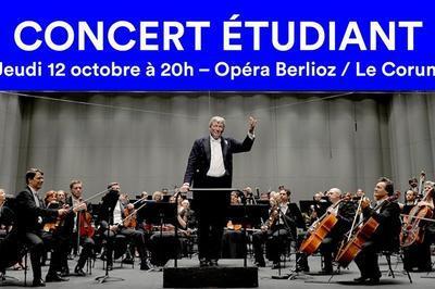 Concert étudiant à Montpellier