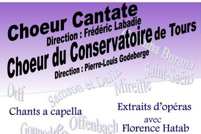 Extraits D'opéras & Chants A Capella à La Chapelle saint Mesmin